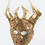 Thumbnail: TORO - Golden Lace Bull Mask
