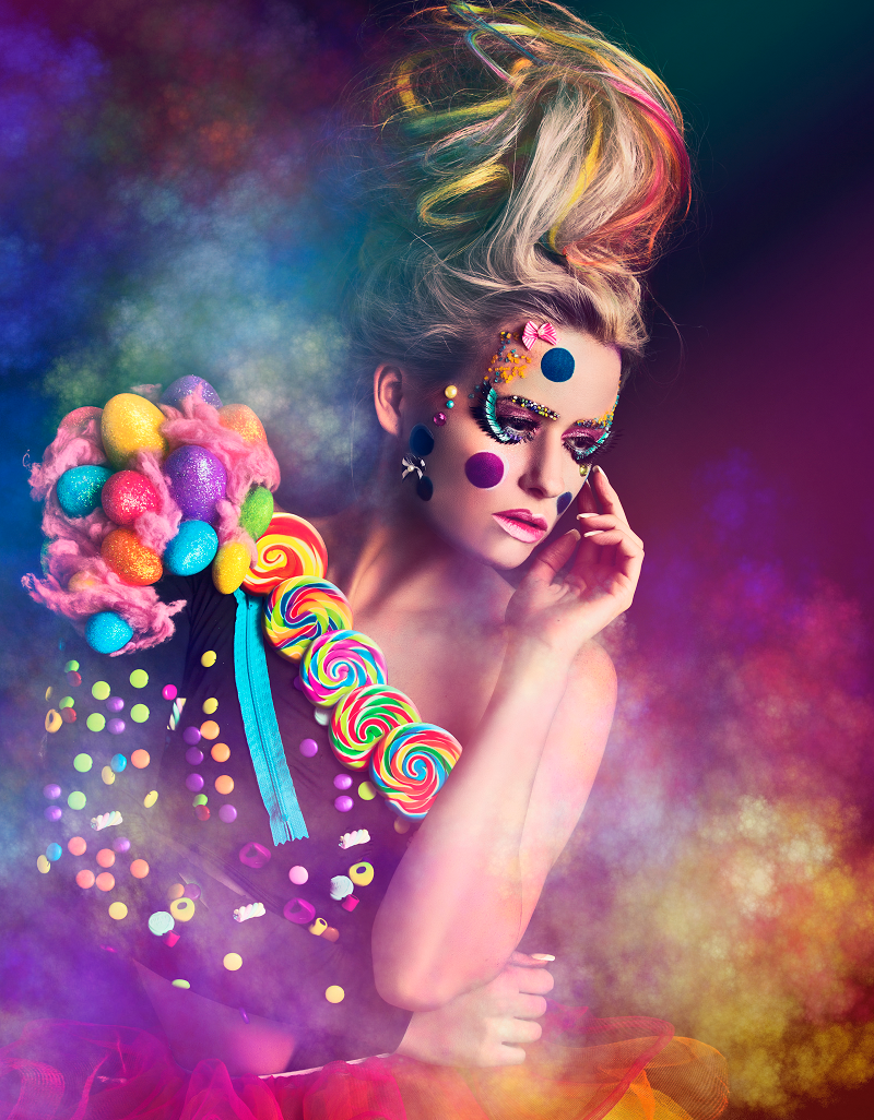 Candy Creations - Lady in waiting