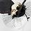 Thumbnail: Fallen Dreams - Deer Skull and Crow Wing Headpiece