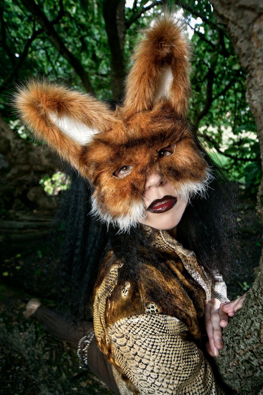 Animal Heritage Fox