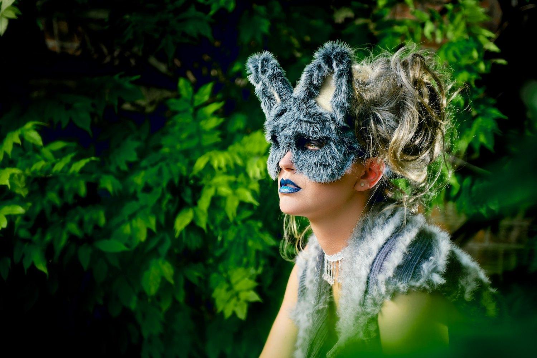 Animal Heritage Wolf