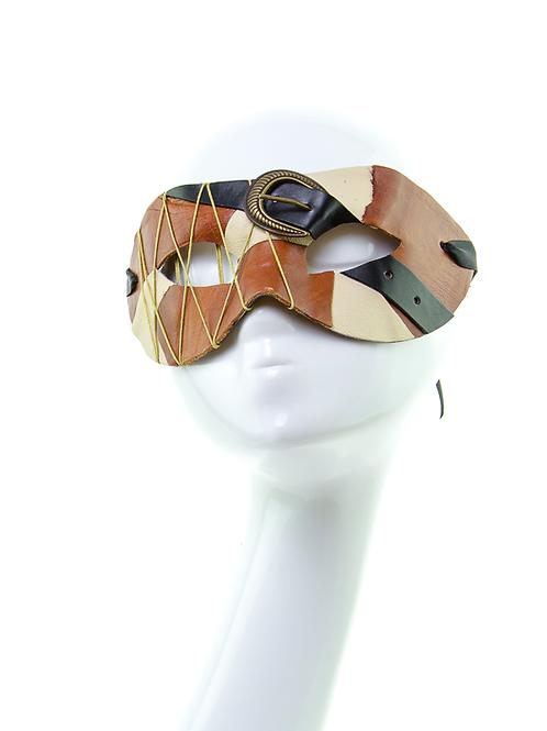 Swashbuckler - Leather Mask