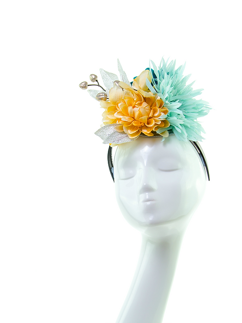 PROFUSION - Floral Headpiece