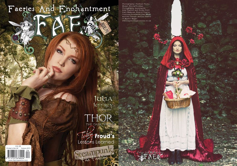 FAE Editorial, Autumn 2013