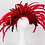 Thumbnail: Roxy - Red Feather Headdress
