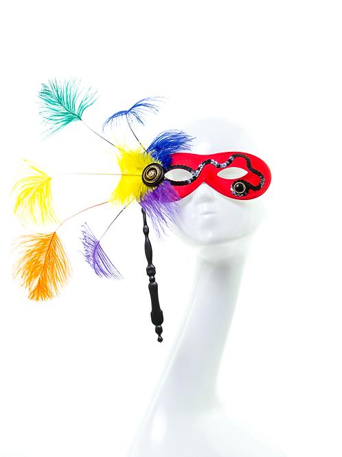 FIREWORK - Masquerade Stick Mask