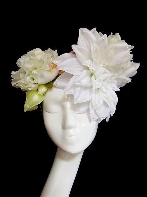 BISHOUJO - Floral Headpiece