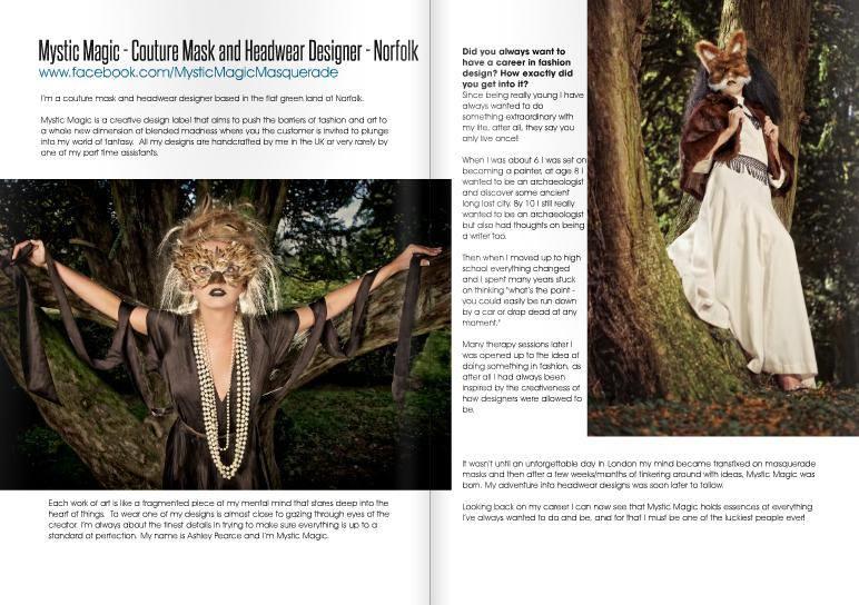 CT Magazine, April 2014