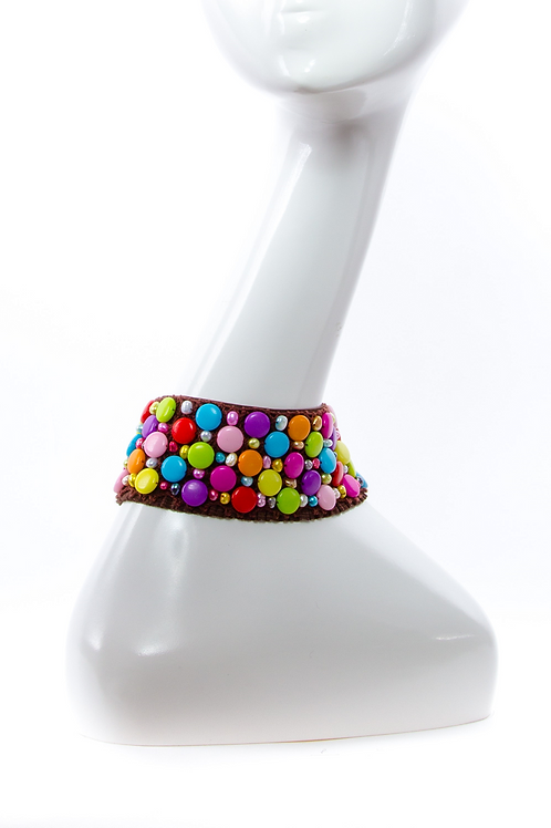 Smarties - Candy Couture Necklace