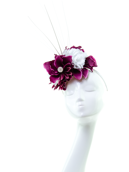 ORNATE - Floral Headpiece