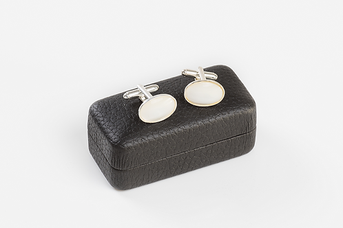 MOTHER OF PEARL - Cufflinks