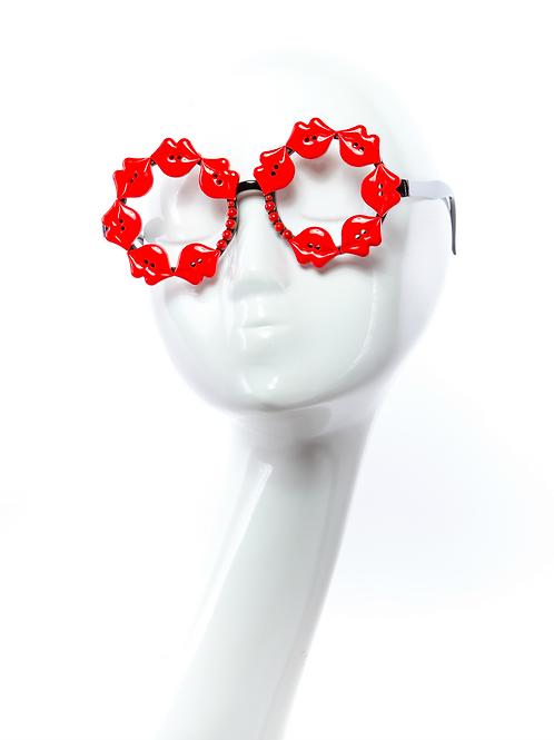 KISSY LIPS - Funky Love Glasses