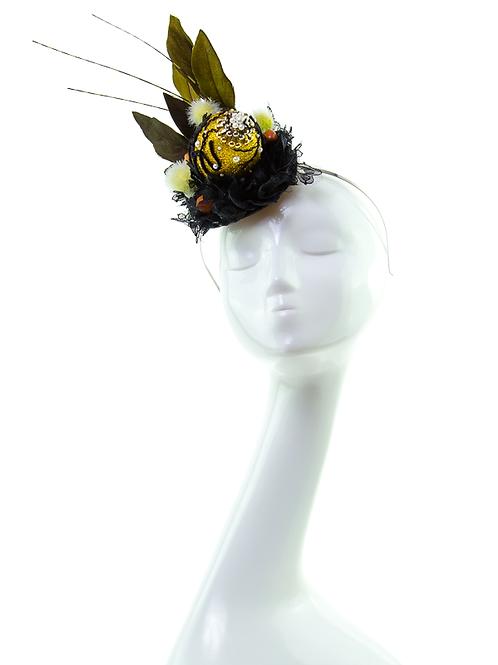 FORBIDDEN - Couture Sea Headpiece