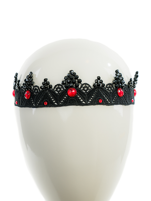 Jordan - Gatsby Lace Headband