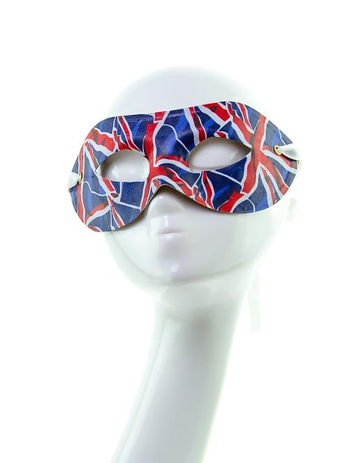United - British Flag Mask