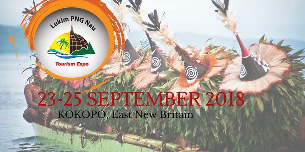 Lukim PNG Nau Tourism Expo
