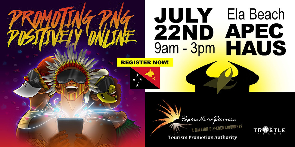Promoting PNG Positively Online