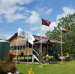 TUPIRA SURF CLUB AS VENUE FOR MADANG PROVINCE PEC MEETING