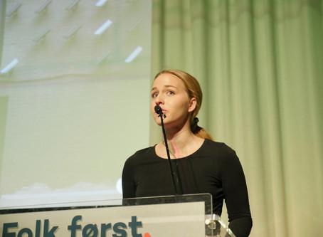 Andreutkast til Unge Venstres politiske plattform 2020-2026.