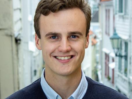 Innstilling til ungdomskandidat: August Simonsen