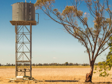 En rettferdig fordeling av grenseoverskridende vannressurser