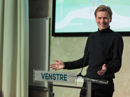 Nye tillitsvalgte i Unge Venstre!