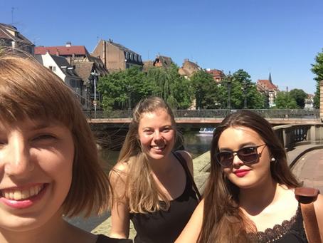 Tilbakeblikk: Reisebrev fra Strasbourg
