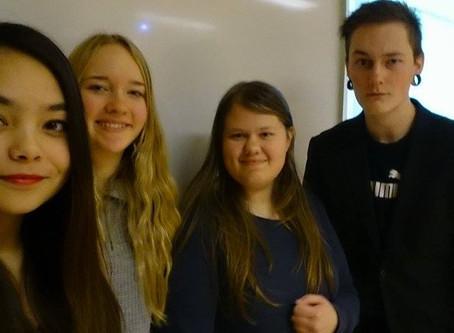 Årsmøte Evenes Unge Venstre