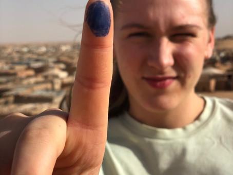 Reisebrev fra Vest-Sahara