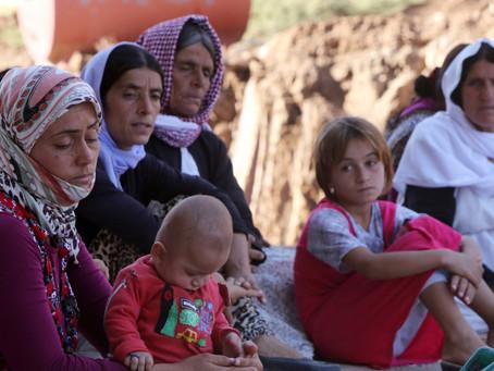 Stopp folkemordet på Yazidiene