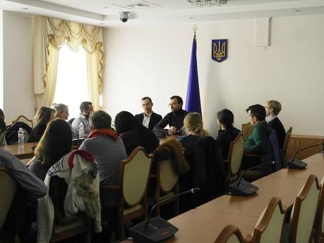 Reisebrev fra Ukraina
