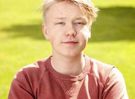 Eilert Isaksen-Warth blir ny fylkessekretær i Unge Venstre