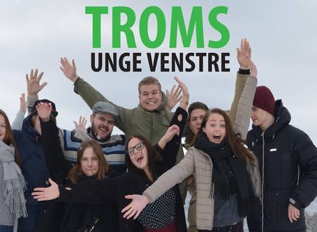 Nytt styre i Tromsø Unge Venstre!