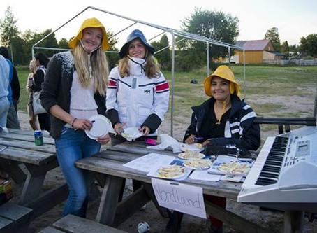 Nordland Unge Venstre på UVs sommerleir 2014