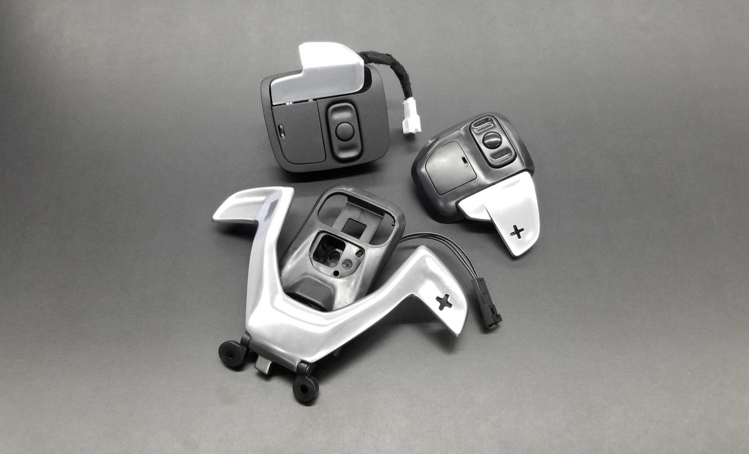Paddle Shifter Switches
