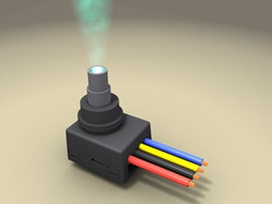 Lighted Push Button
