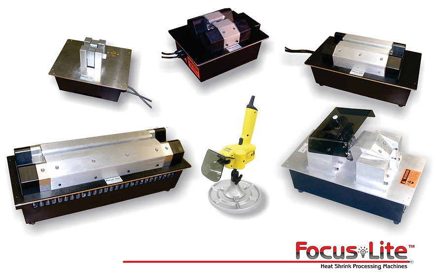 Focus Lite™ Heat Shrink Processing Machines