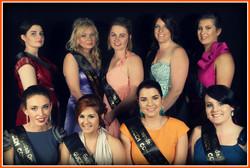 2015 queen entrants