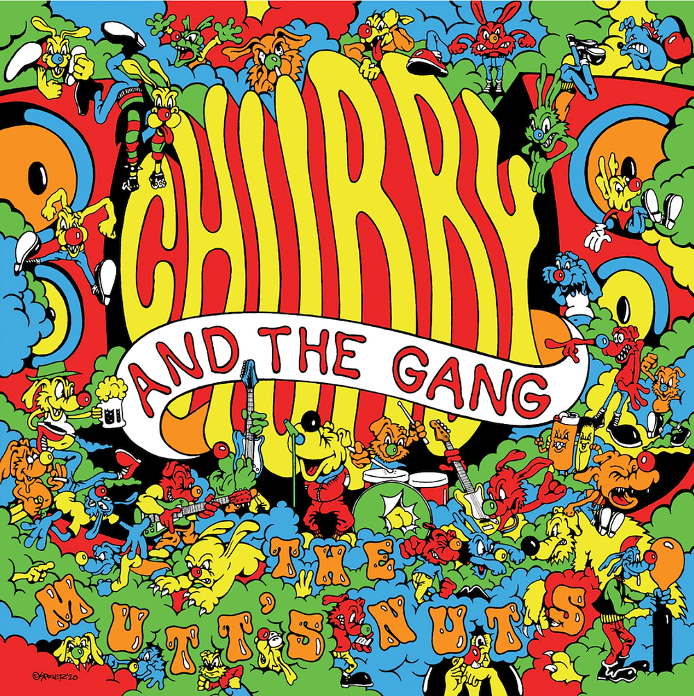 Chubby and the Gang The Mutt's Nuts Album