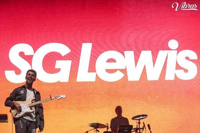 SG Lewis @ Festival Vaivén 2019