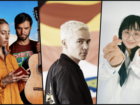 En Reproducción: Dirty Projectors + The Avalanches + Yaeji