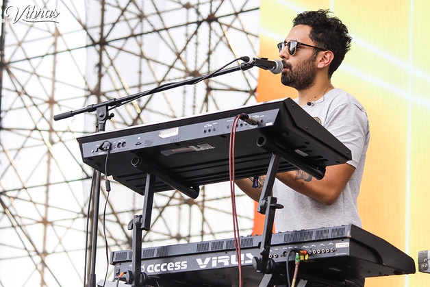 Camilo Septimo @ Festival Vaivén 2019