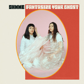 'Fantasize Your Ghost' de Ohmme
