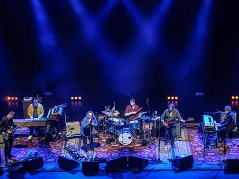 Wilco en el Teatro Metropólitan