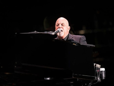 Billy Joel en el Foro Sol