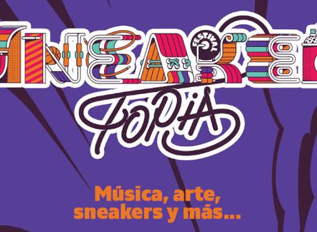Conoce los detalles de SneakerTopia 2020