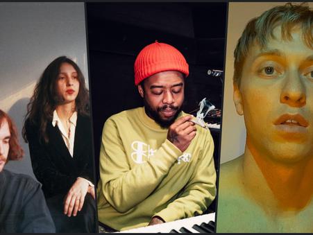 En Reproducción: Mint Field + Terrace Martin & Denzel Curry + The Drums
