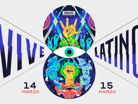 Conoce los horarios del Vive Latino 2020