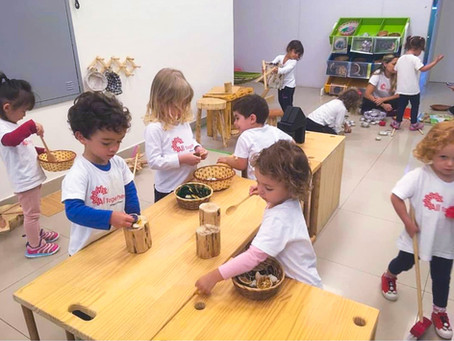 Como a All Together ajuda na socialização primária e secundária?