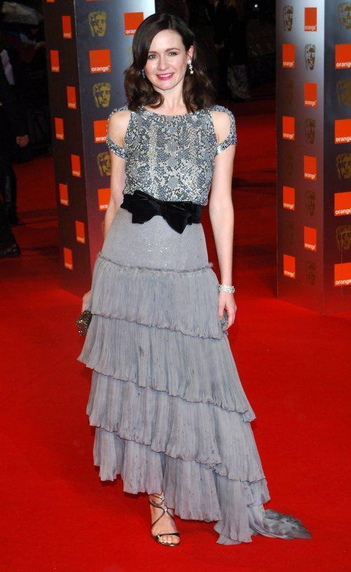 Emily Mortimer at BAFTA